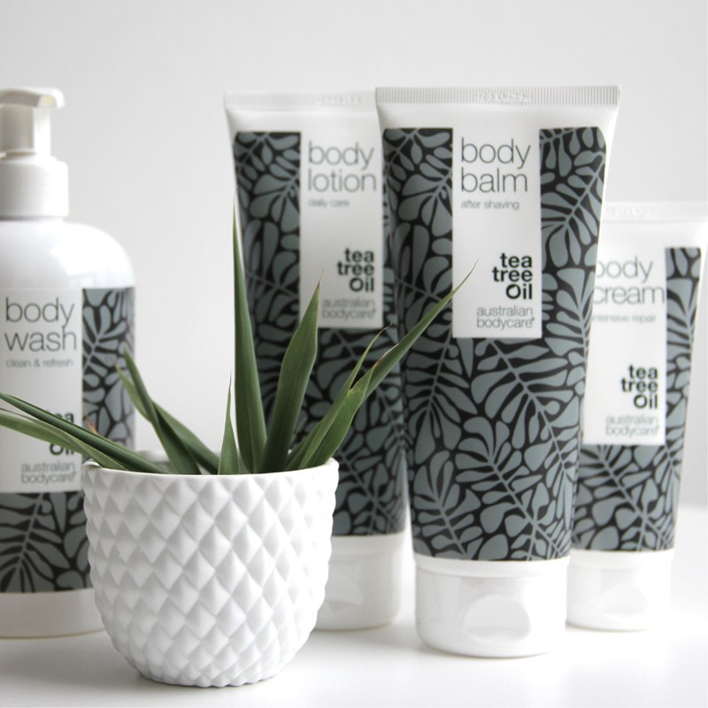 Australian Bodycare loves your skin and is great for all the family