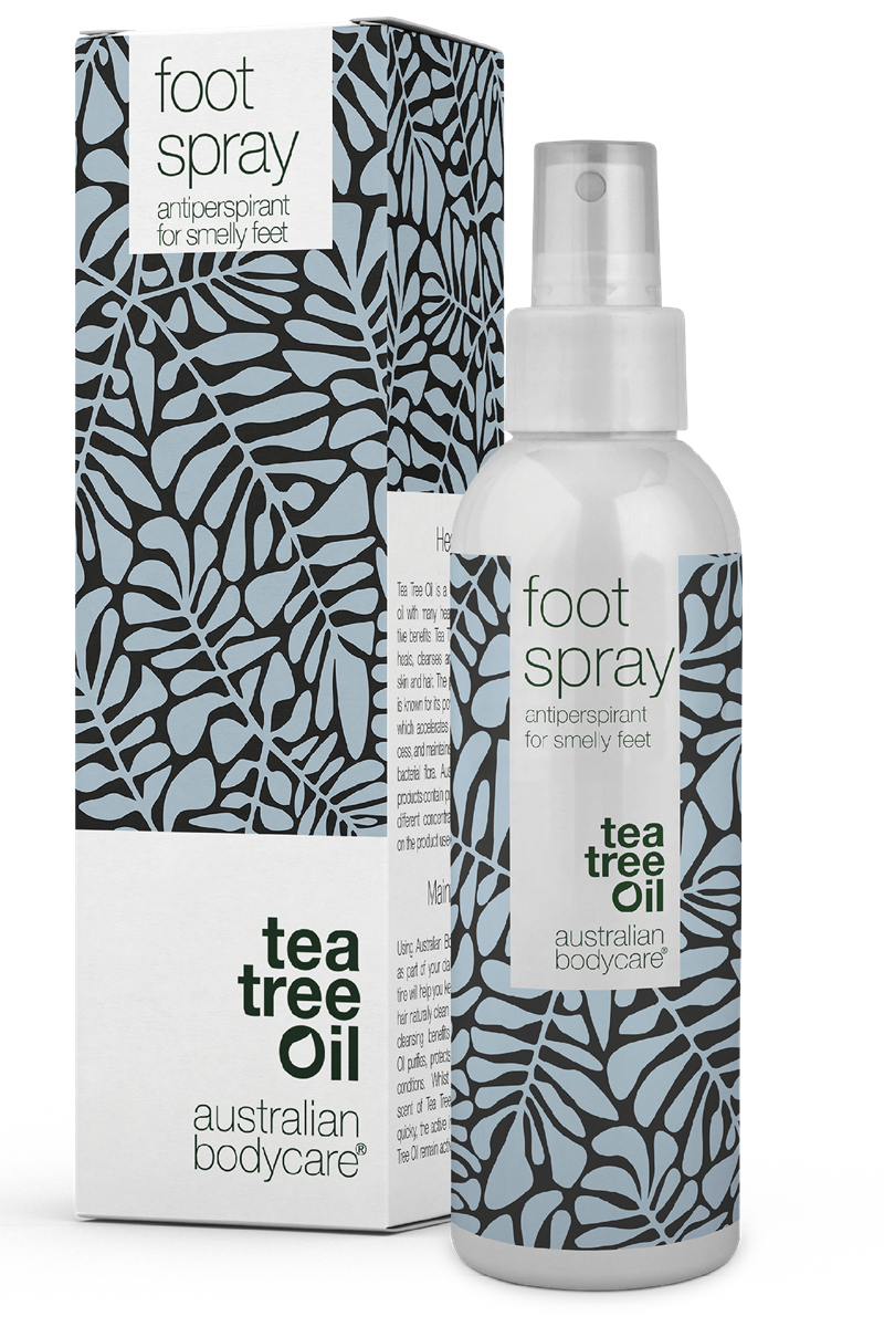 Retail Foot Spray 150ml